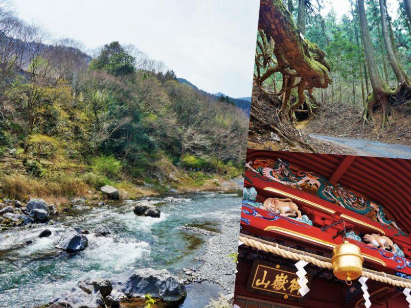 "GWは都内発の""ちょい旅""へ!片道2時間、奥多摩の大自然でリフレッシュ"