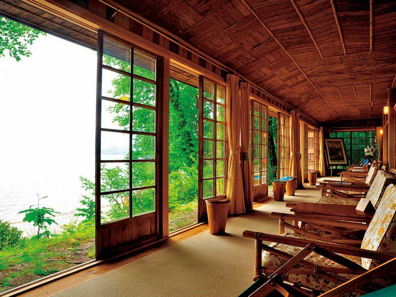 ステキな洋館も見学できる!中禅寺湖畔クラシカル探訪