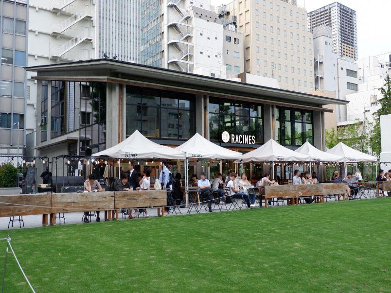 都会に現れたオアシス!ゆっくり過ごす休日に行きたい緑豊かな公園カフェ