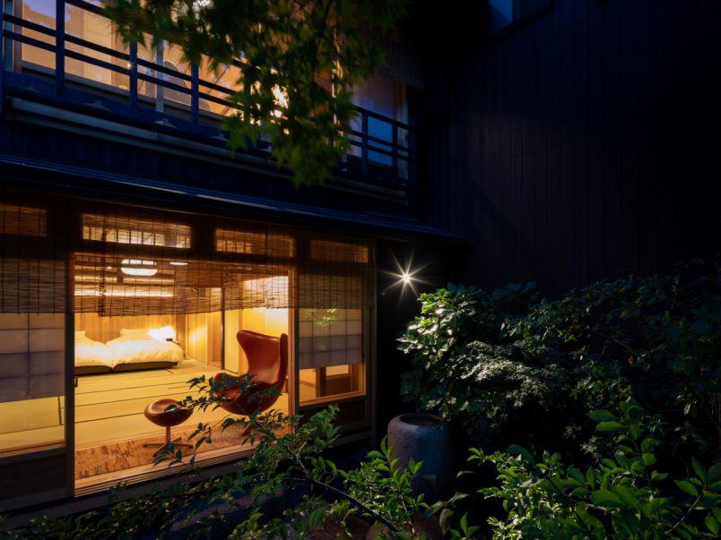 """琵琶湖のそばにあるおしゃれな町家ホテルで""""暮らすように旅する""""を体感"""