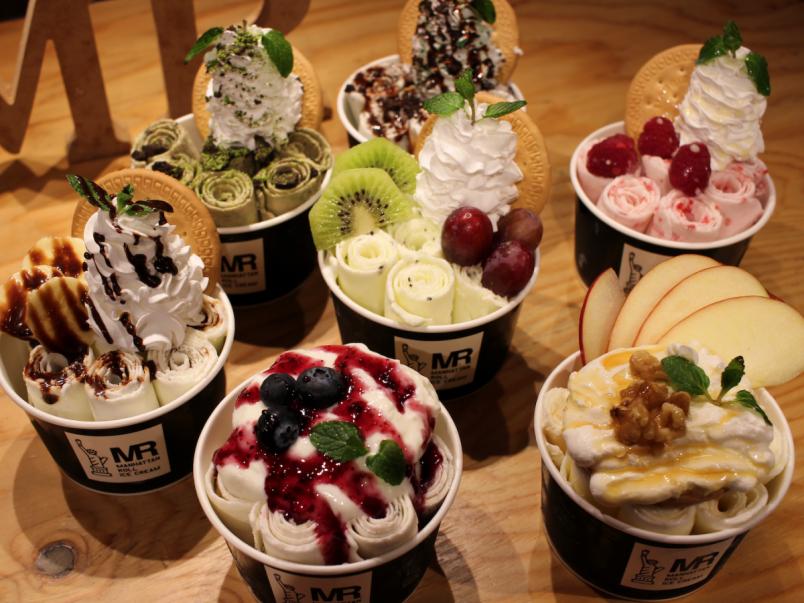1日限り全品100円!「マンハッタンロールアイスクリーム」の2周年キャンペーンがスゴイ