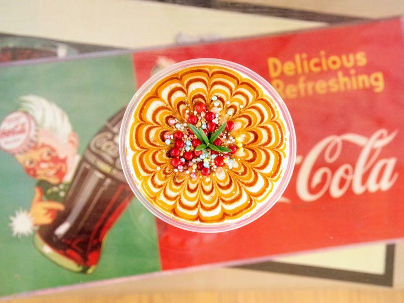 こんな芸術的なチャイ見たことない!熊本・長洲町にある癒し系カフェ