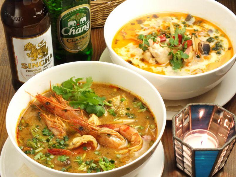 グルメで世界旅行!海外気分を味わえる都内のおすすめレストラン5選