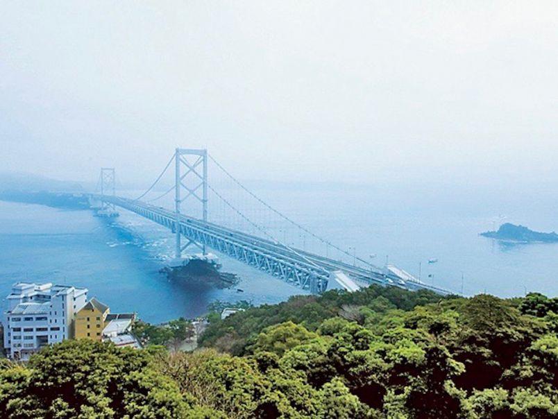 注目の美術館で名画にうっとり 淡路島から鳴門海峡の名所をめぐる旅
