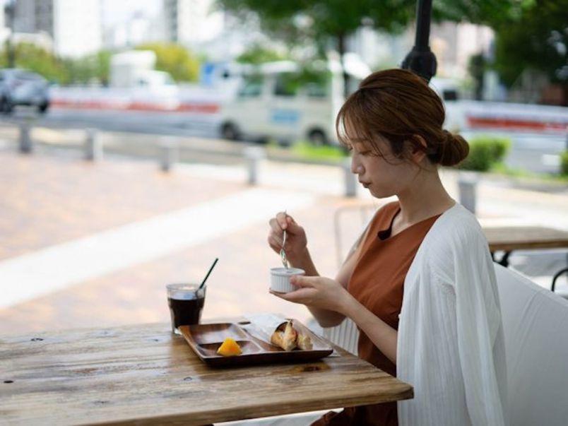 パンケーキ×ガレットの新感覚スイーツ!広島駅すぐの川沿いオシャレカフェ