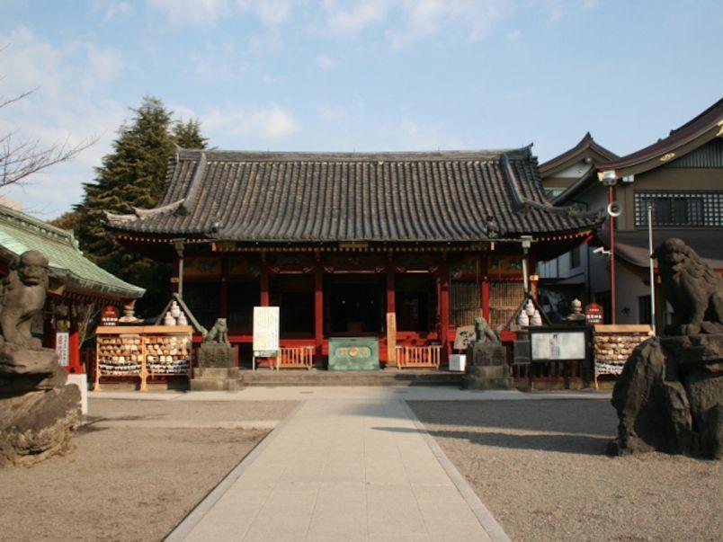 浅草エリアの神社をぐるりと1周!幸運を呼び込む七福神めぐりプラン