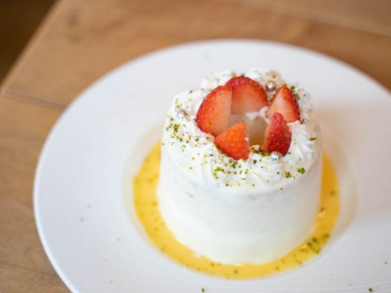 ワンホールのケーキをひとりで堪能!? 広島で出会えるお手軽サイズな絶品シフォン
