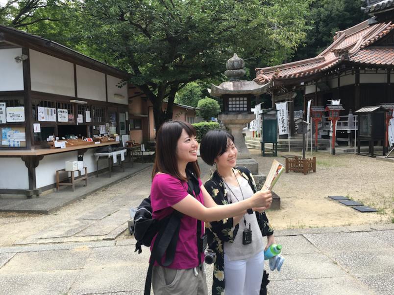 決戦!本能寺の変 明智光秀ゆかりの地へ歴女旅【お城インスタグラマーKAORI】