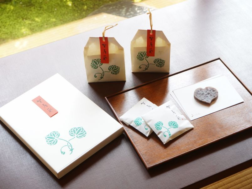 京都・下鴨神社ご御用達店からお取り寄せ!雅な京菓子をおうちで