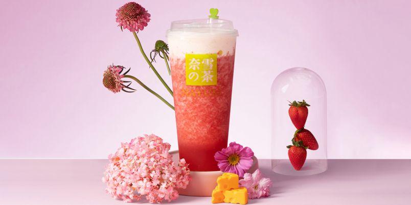 流行発信地・中国から、350箇所に広がるティーブランド『奈雪の茶』日本初進出!