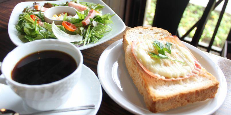 パン好き神戸っ子ご用達!スペシャルティコーヒーに魅せられるモーニング