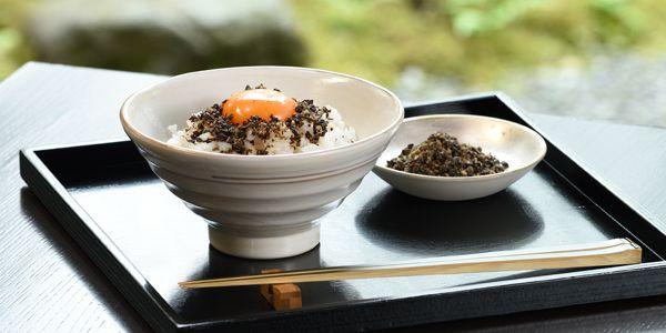 お取り寄せしたい!京都の名料亭「下鴨茶寮」の卵かけごはん