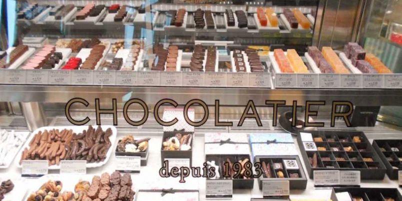 チョコホリック必見!こころゆくまでチョコレートを堪能できる人気スポット5選