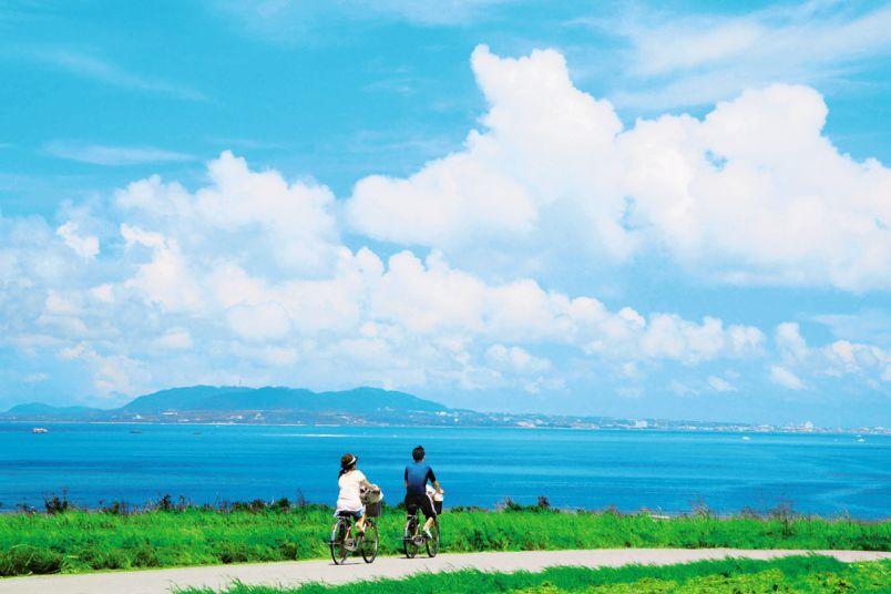 海と緑のナチュラルリゾート!沖縄・小浜島の美しい景色を堪能する半日プラン
