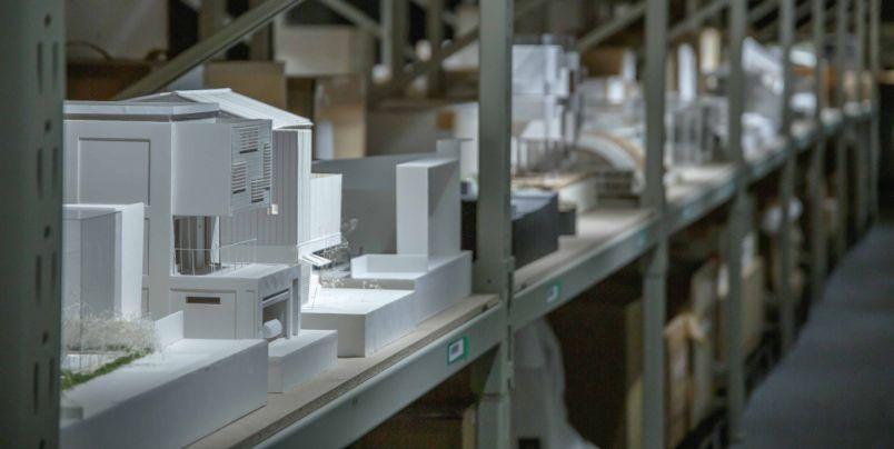 日本でここだけ!世界的建築の模型がずらり「建築倉庫ミュージアム」が今おもしろい!