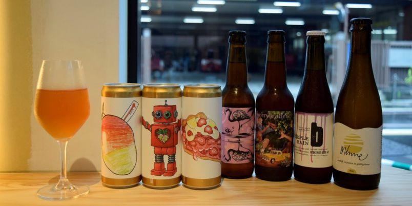 ラベルで選ぶのもあり!京都のクラフトビール バー・ボトルショップ