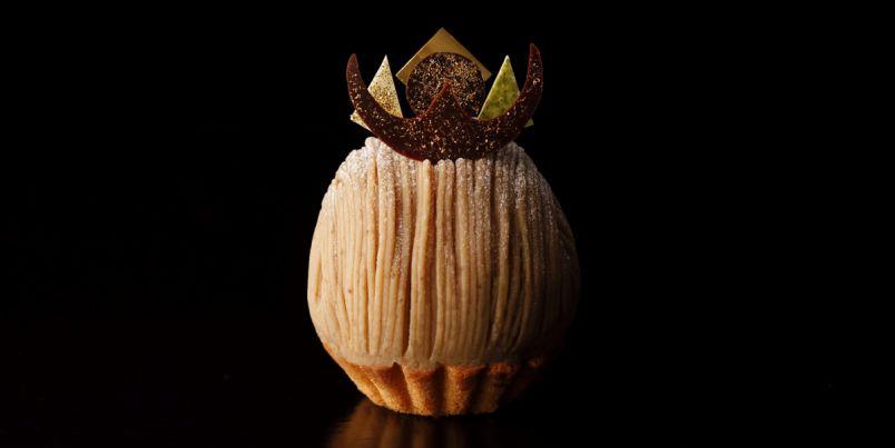 1度は味わいたい!ホテルニューオータニの「スーパーモンブラン」が9月1日に登場