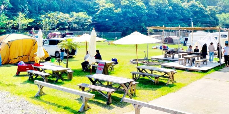 宮崎県のおすすめキャンプ場&バーベキュー場8選!おしゃれなグランピング施設も