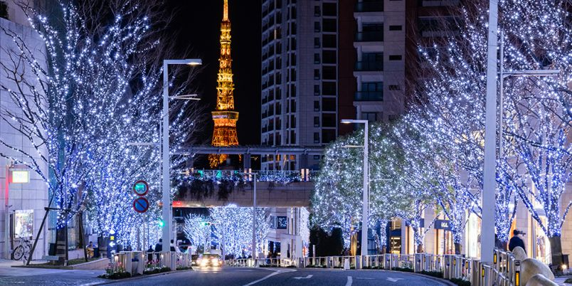 六本木ヒルズを飾る70万灯の光!都内最大級イルミネーション「Roppongi Hills Christmas 2020」