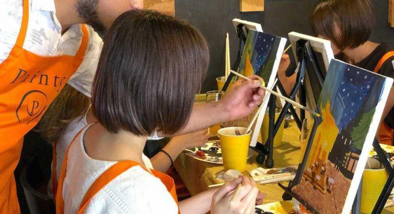 「芸術の秋」到来!食べて飲んで…気軽のアート体験ができる都内のスポット5選