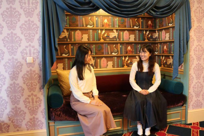東京ディズニーランドホテルで『美女と野獣』没入ステイ