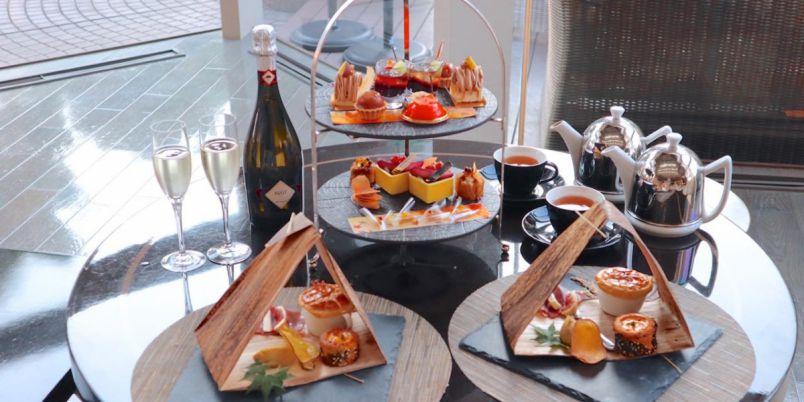 Go To トラベル利用ならとってもお得!「東京マリオットホテル」アフタヌーンティー付き宿泊プランで、贅沢なひとときを
