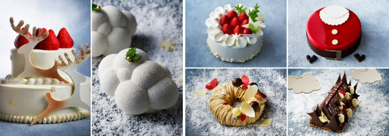 見た目がキュートすぎる!「マンダリン オリエンタル 東京」のクリスマスケーキ予約開始