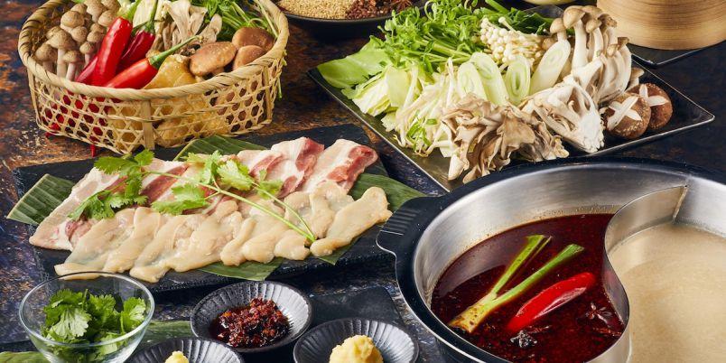 渋谷の高層テラスであたたかな鍋を楽しむ冬のとっておきプラン!