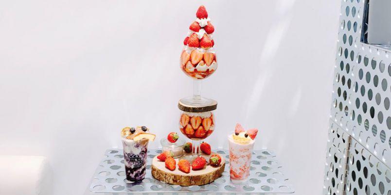 「堀内果実園」がソラマチに東京初出店!旬の果物を使った限定メニューとは?