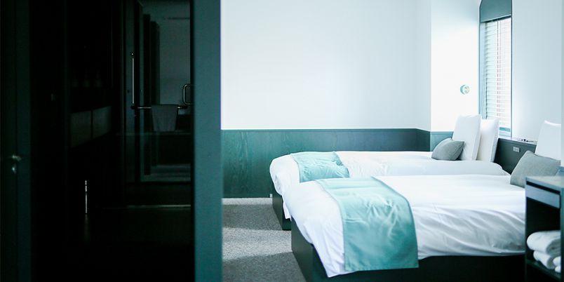 五感で楽しむクリエイティブホテル!「DDD HOTEL」でリフレッシュ&自分アップデート