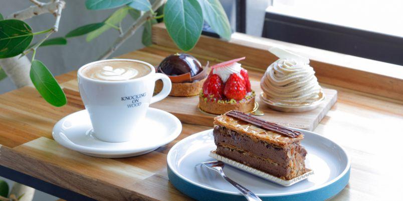 木と、チョコと、しあわせと。中目黒にカフェ「KNOCKING ON WOOD」がオープン!絶品ガトーショコラや、木製雑貨のお取り寄せも。