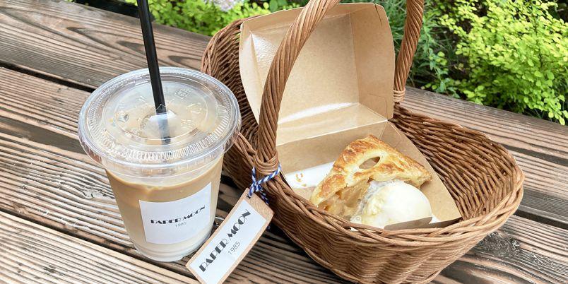 手ぶらでおしゃれピクニック体験!手作りケーキと緑を楽しめる今行きたい癒しのカフェ
