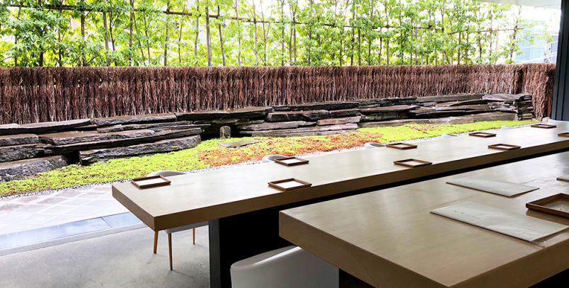 都心の喧騒から離れて…。表参道「茶洒 金田中」で過ごす和の本格ランチ&甘味を味わう贅沢な時間