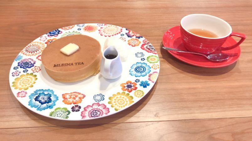 140種類以上の紅茶が飲み放題!代々木上原「MLESNA TEA(ムレスナティー)」で至福のホットケーキとともに召し上がれ