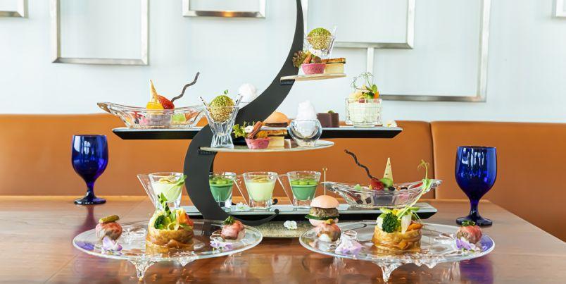 和食スタイルで楽しむ新感覚アフタヌーンティー「ザ・プリンスギャラリー 東京紀尾井町」で開催