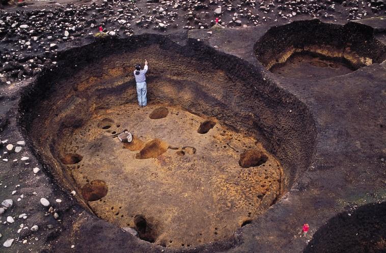 大船遺跡 大型竪穴建物跡