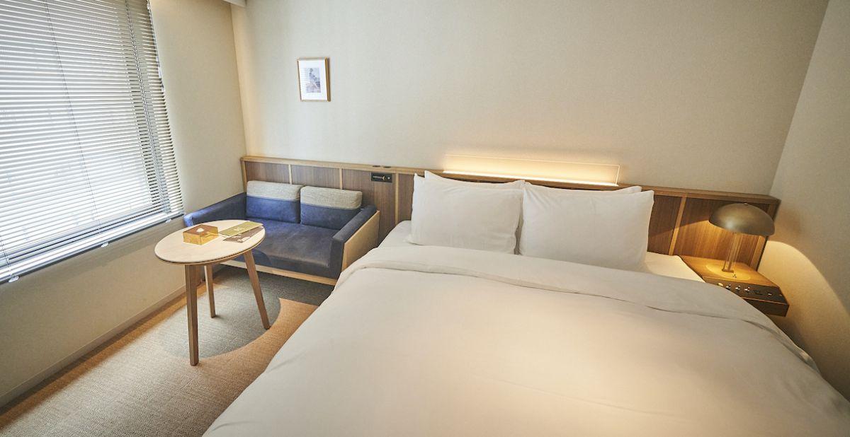 おひとりさまワーケーションは、こだわり満載の「NOHGA HOTEL AKIHABARA TOKYO」で!