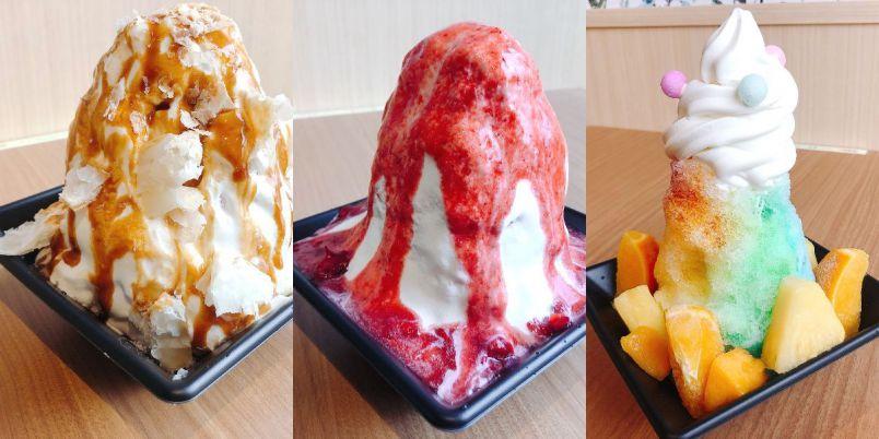 フレッシュなフルーツがたっぷり!「自由が丘スイーツフォレスト」の新作かき氷は驚きの味ばかり