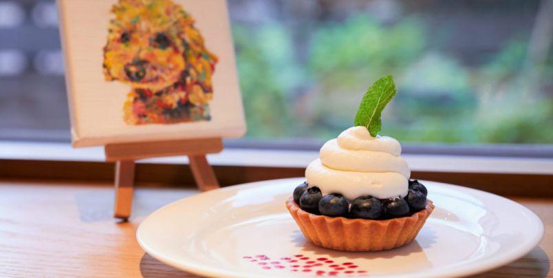 北鎌倉の隠れ家「欒カフェ」へ!食べる直前に仕立てる自家製スイーツが絶品
