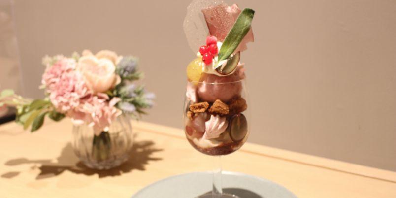 銀座「Beauty Connection Ginza」旬のぶどうのフルコース実食レポ!ぶどうの新たな魅力を知る贅沢な時間を