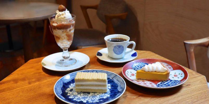 【千歳船橋】スペシャルティコーヒー専門店「堀口珈琲」で、人気の「モンブランパフェ」が登場。栗のホクホク食感とマロンクリームの甘さがたまらない!