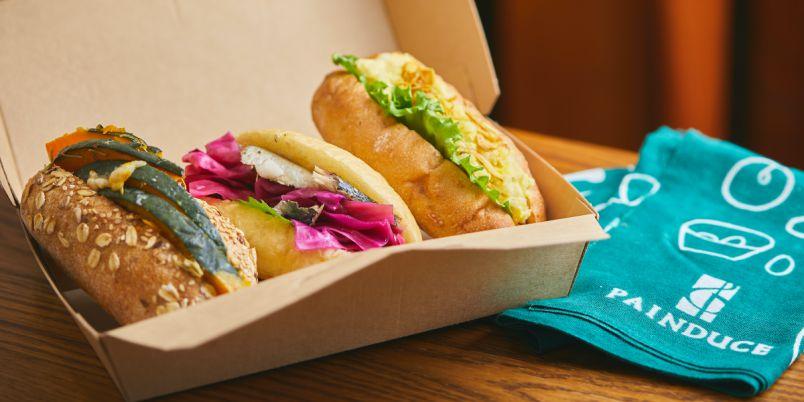 【大阪カフェごはん#1】淀屋橋ランチは人気ベーカリーのパン×こだわり野菜がおいしい「add:PAINDUCE」で決まり!