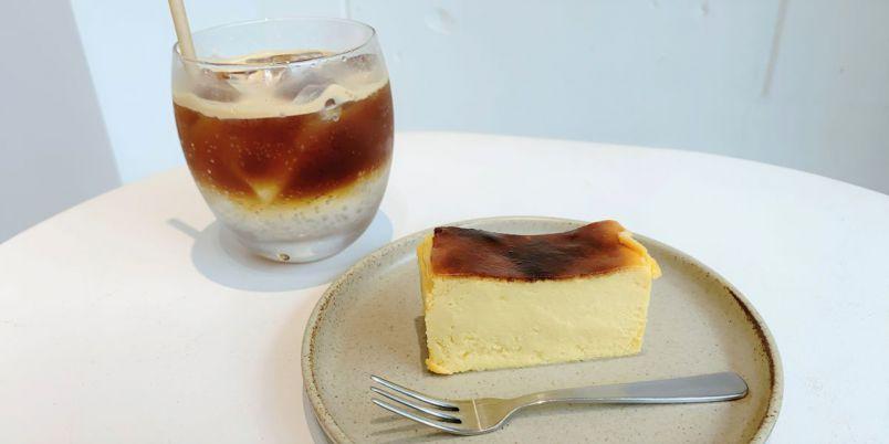 グルテンフリーでも濃厚感は抜群!高円寺「RAD BROS CAFE」の絶品バスクチーズケーキ
