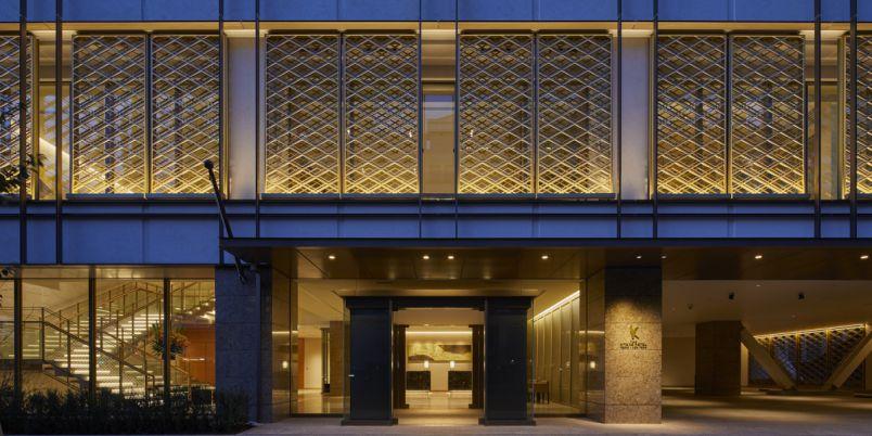 日本の新しいエレガンスを提供する「ザ・キタノホテル東京」