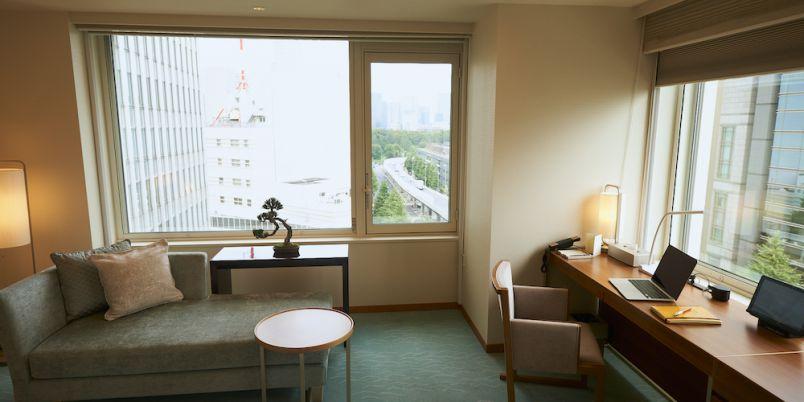 「ザ・キタノホテル東京」で頑張る自分にご褒美ワーケーション