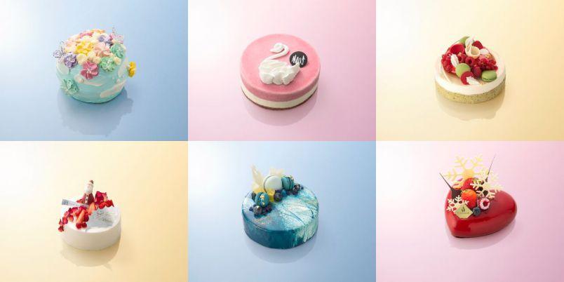 【2021】渋谷ヒカリエ ShinQsのキュートなクリスマスケーキ9選「Bon voyage ~世界とつながるクリスマス~」予約スタート