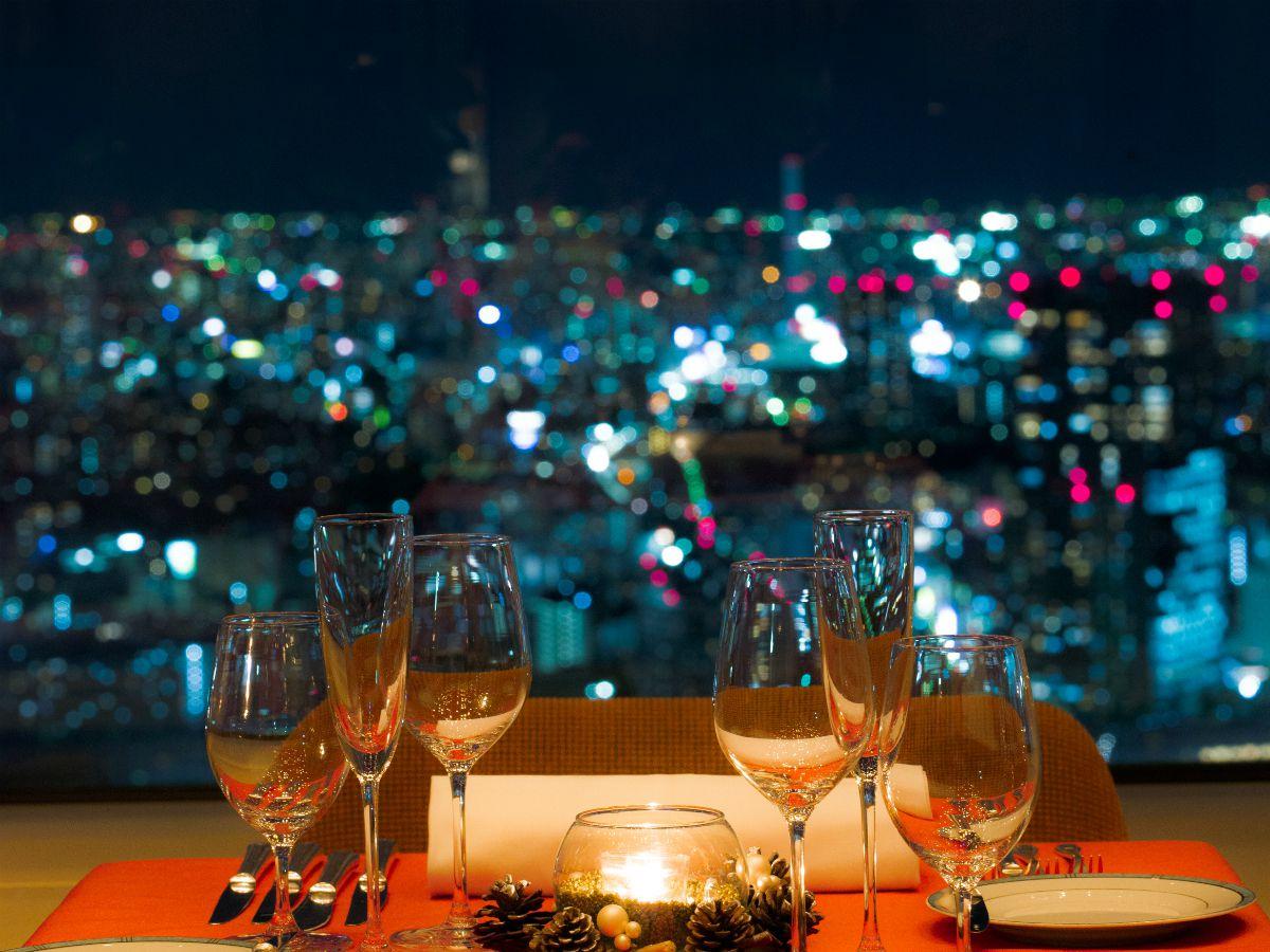 静岡 夜景 レストラン
