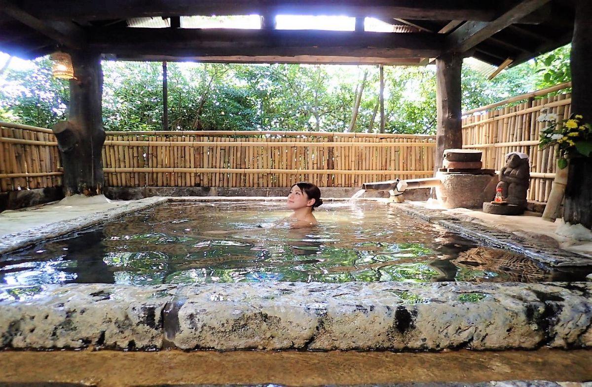 熊本県 産山温泉 奥阿蘇の宿 やまなみ