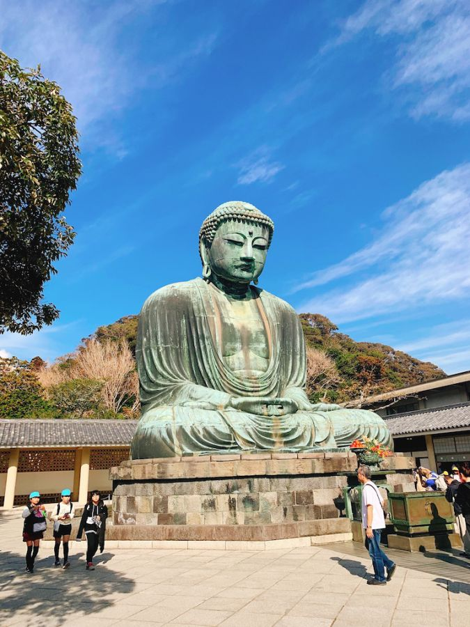 鎌倉の大仏さまにご挨拶☆【マイ...