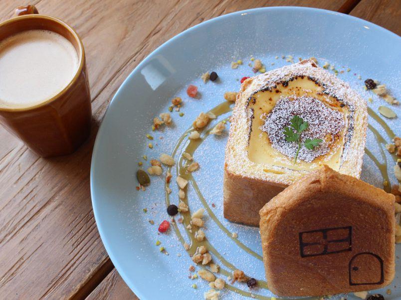 究極のおいしさとかわいさで人気急上昇!甘~いクリーム入りのキュートなおうちパン